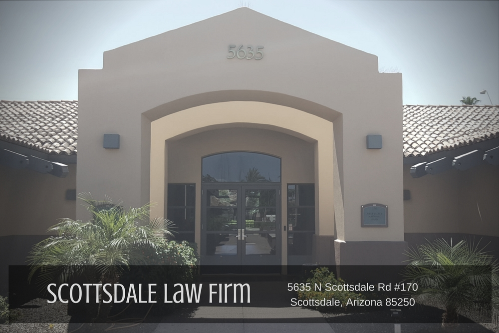 My AZ Lawyers Scottsdale Office Building