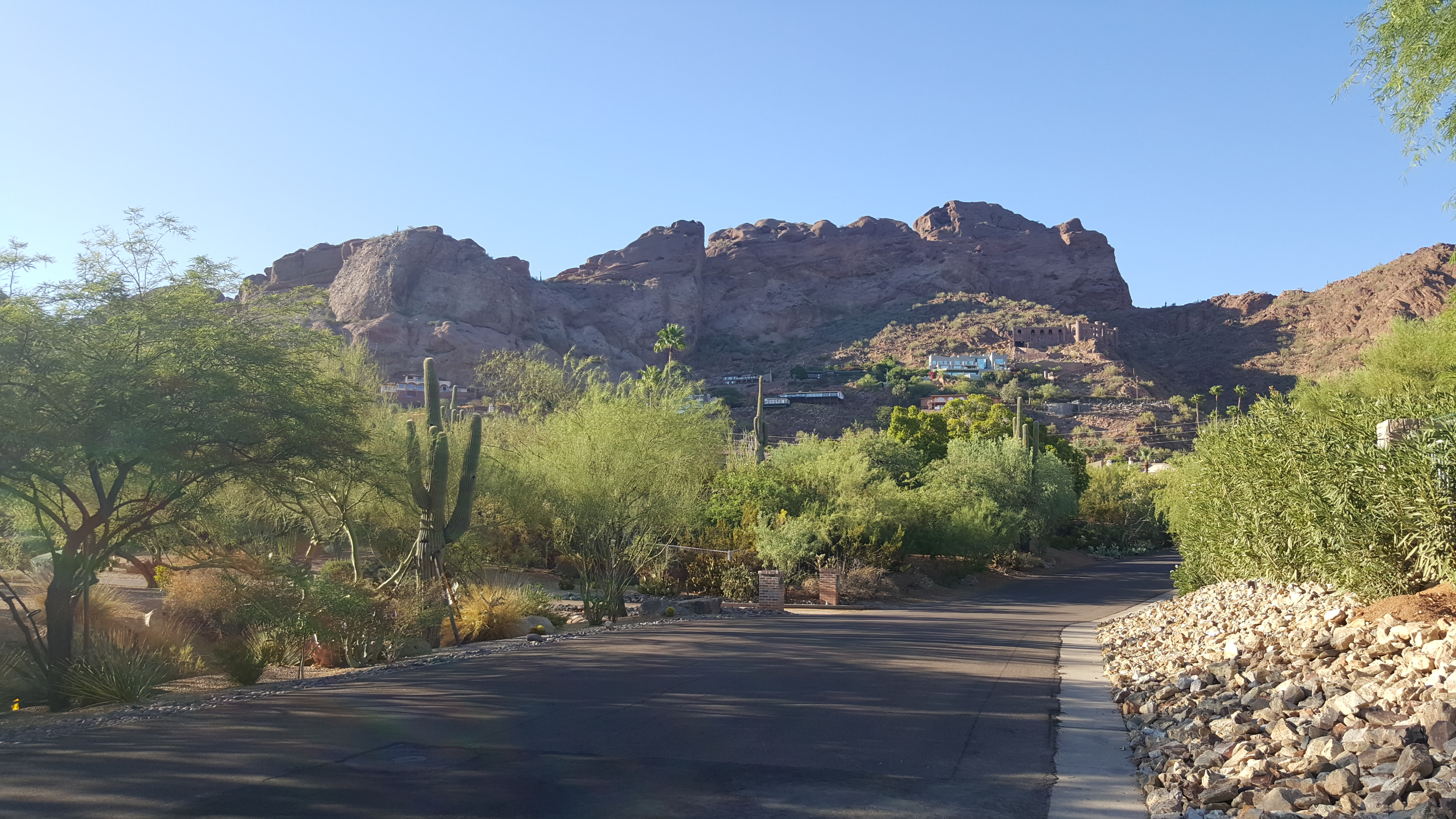Camelback Mountain, Scottsdale, AZ