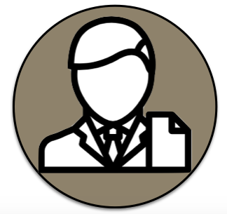 DUI Lawyer flat icon